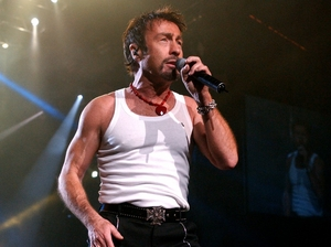 Paul Rodgers artist photo