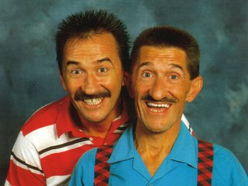 Meet The Phantom!: The Chuckle Brothers picture