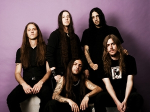 Opeth artist photo