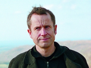 Jeremy Hardy artist photo