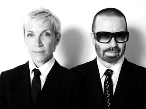 The Eurythmics artist photo