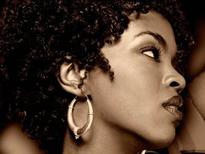 Lauryn Hill artist photo