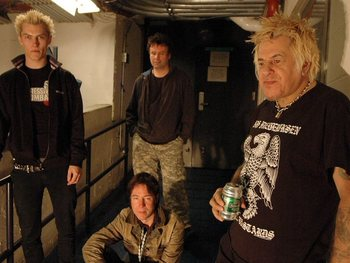 35th Year Anniversary Tour: UK Subs picture