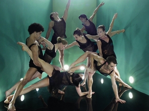 Rambert Dance Company artist photo