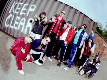 10 Year Anniversary Tour: Goldie Lookin' Chain picture