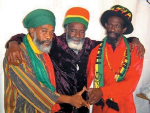 The Abyssinians artist photo