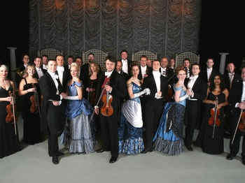 One Night In Vienna: The Johann Strauss Orchestra, The Johann Strauss Dancers picture