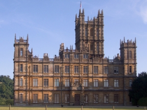 Highclere Castle artist photo