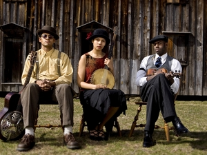 Carolina Chocolate Drops artist photo