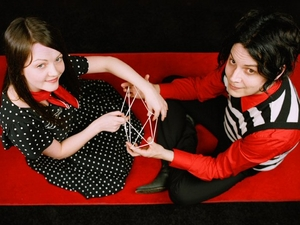 The White Stripes artist photo