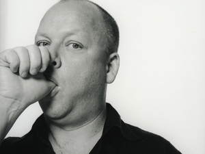 Black Francis artist photo