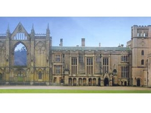 Newstead Abbey Historic House & Park artist photo