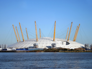 The O2 Arena venue photo