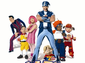 Lazytown - Live! artist photo