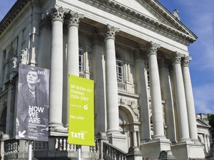 Tate Britain artist photo