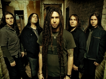 Shadows Fall + Ill Nino picture