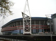 Millenium Stadium Tour artist photo