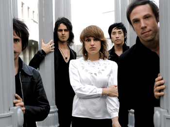 Next Big Thing 2011: The Airborne Toxic Event + Sissy & The Blisters + Morning Parade picture
