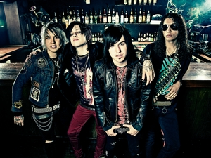 Escape The Fate artist photo