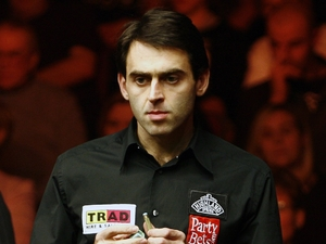 Ronnie O'Sullivan artist photo