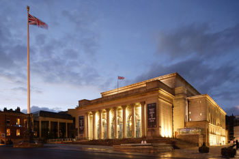 Sheffield City Hall venue photo