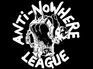 Anti Nowhere League artist photo