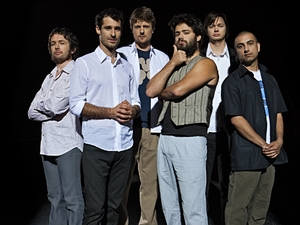 The Cat Empire artist photo