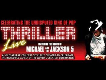 Thriller - Live! picture