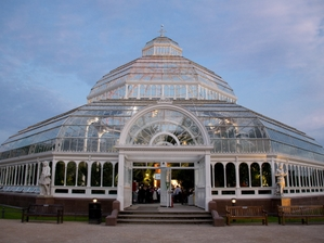 Sefton Park Palm House artist photo