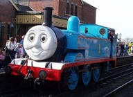 Day Out With Thomas: Thomas The Tank Engine artist photo