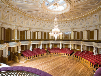 St george 39 s hall liverpool upcoming events tickets 2017 for 13 a table theatre saint georges