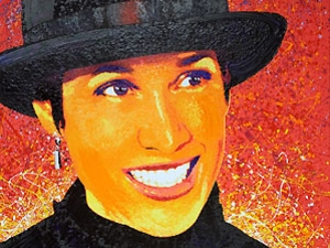 Michelle Shocked artist photo
