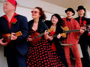 The Bohemia Ukulele Band artist photo