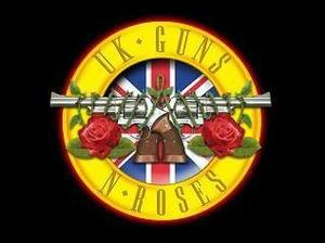 UK Guns 'N' Roses artist photo