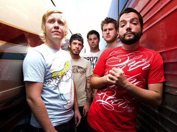 A Day To Remember + Your Demise picture