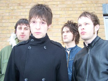 The Antarctic Monkeys + Oasis Forever picture