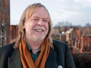 Rick Wakeman artist photo