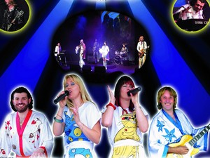 Arrival UK - Abba Tribute Show artist photo