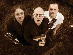 Adrian Edmondson & The Bad Shepherds artist photo