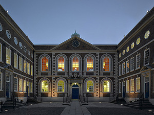 The Bluecoat artist photo