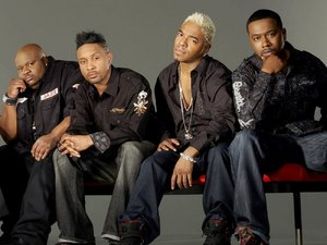 Dru Hill artist photo
