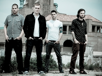 The Gaslight Anthem + Sharks picture