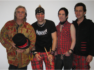 Faulkner's Bay City Rollers artist photo