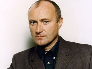 Phil Collins artist photo