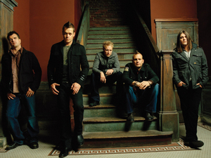 3 Doors Down artist photo