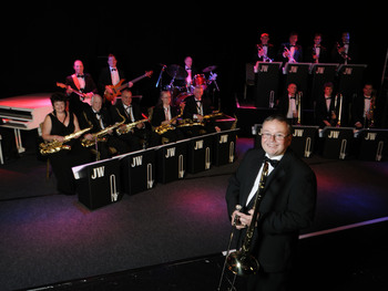 Swing Into Christmas: The Jonathan Wyatt Big Band picture