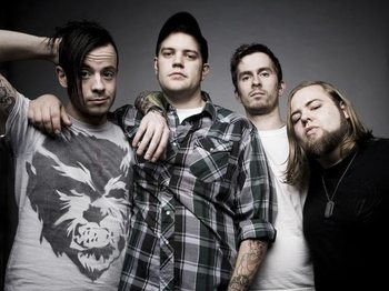 Cancer Bats picture