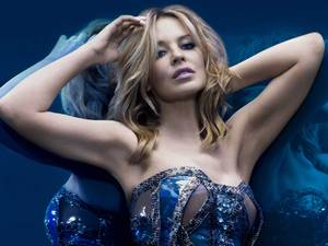 Kylie Minogue artist photo