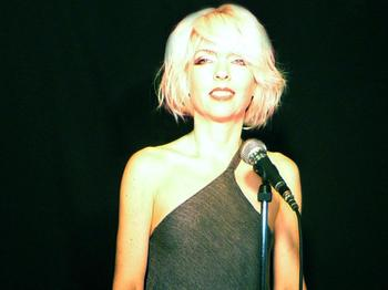 Debbie Harris Does Debbie Harry Solo Show!: Bootleg Blondie picture