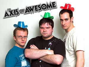 The Axis of Awesome artist photo